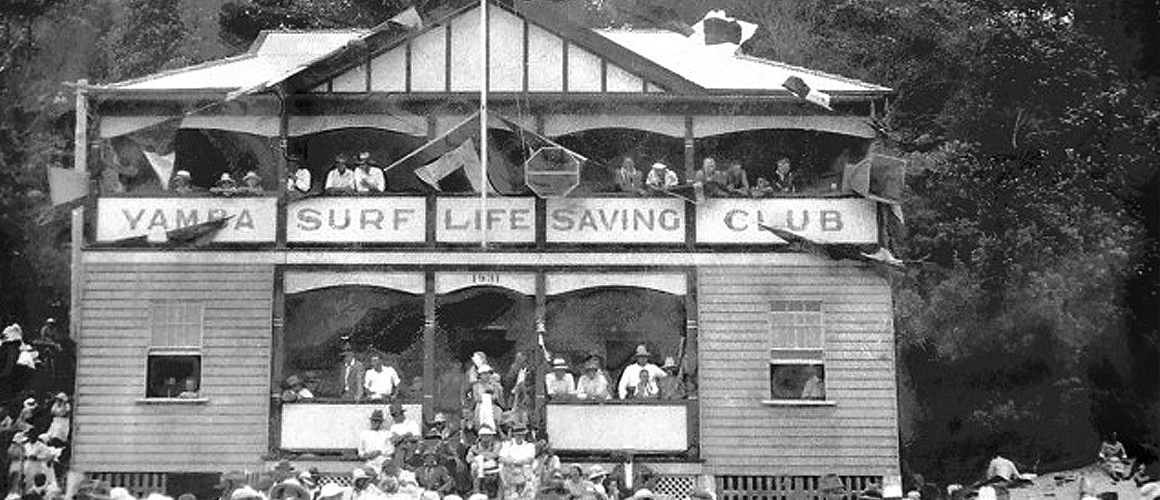 Clubhouse 1935