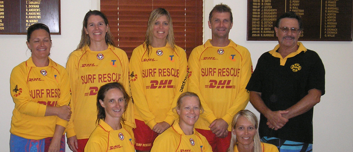 Surf Rescue Team